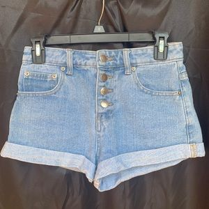 Forever 21; Jean Shorts